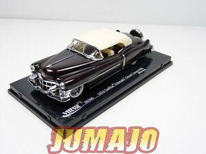 LUX7 voiture 1/43 VITESSE : CADILLAC Eldorado closed convertible 1953