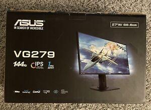 "ASUS VG279Q 27"" Monitor Full HD 1920 1080p IPS Free Sync 144Hz 1ms Brand New"