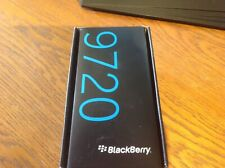 New Boxed Blackberry 9720 Black (EE) Smartphone Mobile Phone