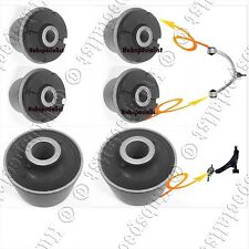 FRONT UPPER & LOWER CONTROL ARM BUSHING FOR 2001-2006 LEXUS LS430 For 2 SIDE