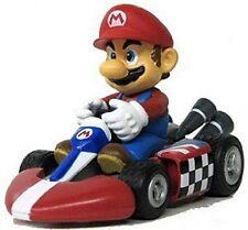 "Mario Kart Wii Pull-Back Car Version 2 Mini Figure - 3"" Mario (Japanese Import)"