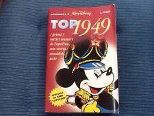 Topolino Top 1949 Superdisney N.12