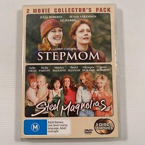 Steel Magnolias/Stepmom (DVD 2006) 1990 films Julia Roberts Region 4