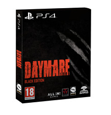 Daymare 1998 Black edition PS4 Neuf sous blister