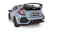 REMUS Sportauspuff Komplettanlage Honda Civic Type R FK8 BLUETOOTH-APP (ER70S