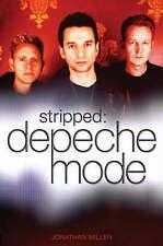 "Stripped: ""Depeche Mode"" (Stripped), Miller, Jonathan, Good, Paperback"