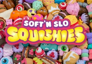Soft 'n Slo Squishies Fun Food French Fries Pizza Squishy Toy