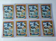 1990 Topps Baseball Frank Thomas Rookie Ken Griffey Jr Second Year Card Lot