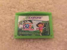 LeapFrog LeapPad Leapster Explorer  Dora The Explorer Game Cartridge