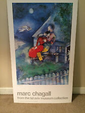 Marc Chagall from the Tel Aviv museum collection Signed