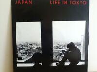 "JAPAN            12""     SINGLE ,      LIFE   IN   TOKYO"