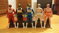 Changeman Ranger Key Set Gokaiger Mighty Morphin Power Rangers