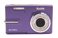 Kodak EasyShare M893 IS 8.1MP Digital Camera - Purple