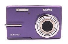 Kodak EasyShare M893 IS 8.1MP Digital Camera - Purple