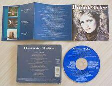 CD ALBUM THE BEST BONNIE TYLER 17 TITRES 1993