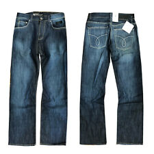 Calvin Klein Herren Jeans Hose Bootcut Dunkelblau Gr. W28 L34 NEU