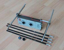 Rx-1 Funkpeilempfänger 144 MHz/ 2-m-Peilempfänger aus Nachlass mit HB9CV Antenne