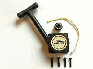 Nitro Pull start *Unbreakable cord !* + bearing and screws. Fits most engines