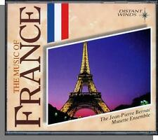 The Music of France (1995) Jean Pierre Bernac Musete Ensemble - New 18 Song CD!