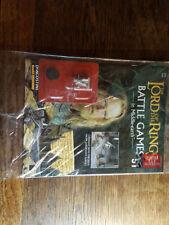 Lord of the Rings Battle Magazine #51 Deagostini Warhammer