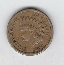 More details for usa 1859 one cent in good very fine or better condition