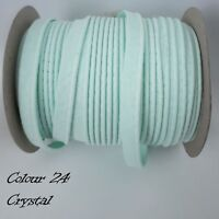 10mm Crysta Cotton Bias Binding Tape Insertion Cord Flanged Rope Piping 2 Meters