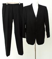 strellson Anzug Gr. Sakko 50 Hose 98 Wolle Business Suit