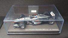 1:43 Minichamps McLaren MP4/16 Mercedes Mika Hakkinen F1 2001 B66961941