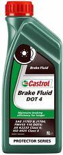 (7,19€/L) CASTROL BRAKE FLUID DOT 4 BREMSFLÜSSIGKEIT 1 LITER 15036B