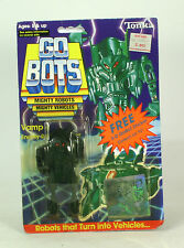 Vintage Bandai / Tonka Go Bots Vamp Enemy Robot MOC