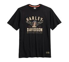 Harley-Davidson Men's #1 Genuine Classics Graphic Tee Gr. L - Herren T-Shirt