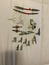 Power Rangers Weapons Lot