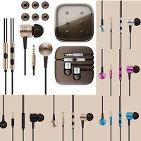 For Universal 3.5mm Piston In-Ear Stereo Earbuds Earphone Headset Headphone