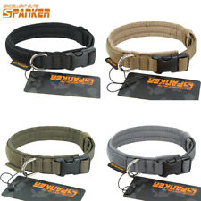 Puppy Dog Collar Personalized Pet Collar Adjustable Padded Nylon Soft Safty