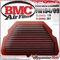 FILTRO DE AIRE BMC DEPORTIVO LAVABLE FM194/09 HONDA CBR 600 F4 1999 99