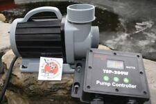Stufenlos regelbare Eco Teichpumpe TSP 20000 Liter / 185 Watt# DM Vario 20000
