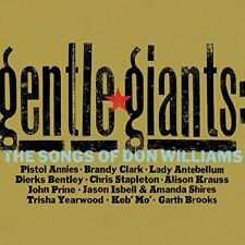Gentle Giants The Songs Of Don Williams [CD]