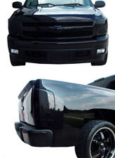 Tail Light Cover-Shades TM Taillight Covers fits 19-20 Chevrolet Silverado 1500