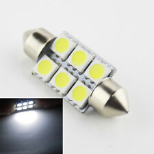 2X 36mm 3W 270lm 6-SMD 5050 LED Blanco Luz  Luces del coche Bombillas
