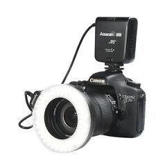 Aputure Amaran Halo AHL-HN100 LED Macro Makro Ring Light Blitzlicht Für Nikon