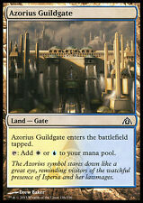 MTG AZORIUS GUILDGATE FOIL - CANCELLO DELLA GILDA AZORIUS - DGM - MAGIC