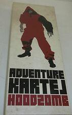 ThreeA 3A Toys Ashley Wood Adventure Kartel 1/6 Scale 12'' Hoodzomb (White)