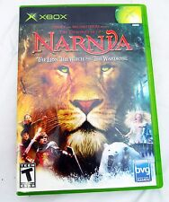 Chronicles of Narnia: The Lion Witch and Wardrobe Microsoft Xbox Video Game