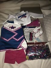 American Girl Retired Cheer 2 In 1 Outfit New In Box NIB
