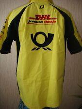 Puma Formula 1 F1 DHL Jordan Honda shirt polo (Size M)