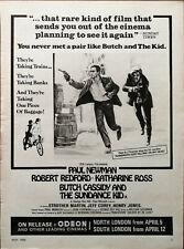 Butch Cassidy et Le Sundance Enfant Paul Newman, Robert Redford Film Annonce