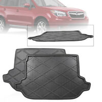 For Subaru Forester 2013-2017 14 Rear Boot Mat Rear Trunk Liner Cargo Floor Tray