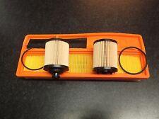 FIAT FIORINO 225 1.3D Kit di servizio Olio (X2) e filtri d'aria