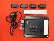 Roller Garage Door Receiver Box RD10X4 with 4 Transmitters