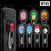 BTS BT21 Official Authentic Character Holder 8Characters With Tracking Number